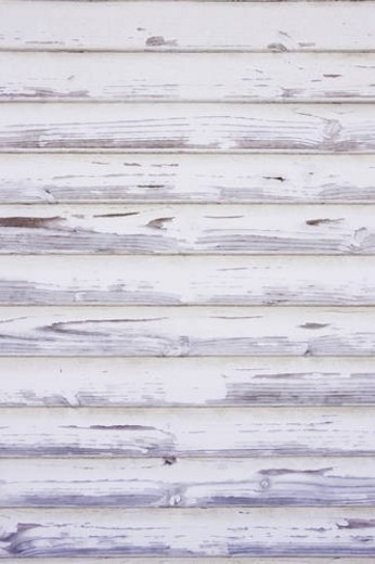 Stock Photo: 4029R-8330 Wood wall, close up, full frame