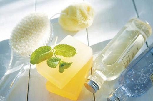 Stock Photo: 4029R-85594 Bath products