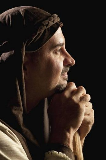 man depicting joseph : Stock Photo