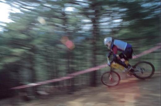 Stock Photo: 4029R-94166 wellness, bike, recreation, leisure, lifestyle, bicycle racing