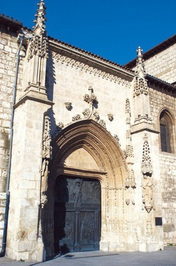 Stock Photo: 4029R-97565 Spain, Castilla leon, Burgos, City, Town, Architecture, Art