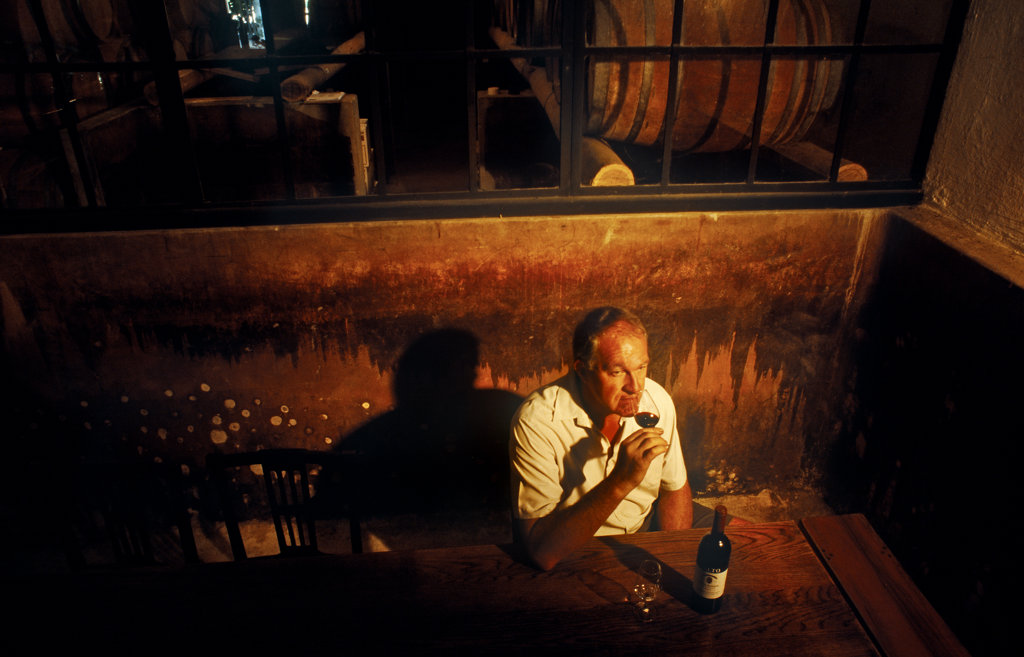 Stock Photo: 4030-4094 Alto Wine Estate, Stellenbosch, Western Cape