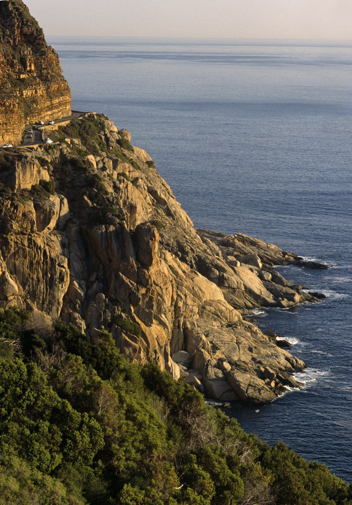 Stock Photo: 4030-4591 Chapmans Peak, Cape Town