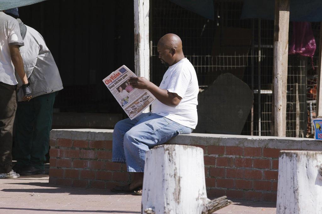 Stock Photo: 4030-4873 Langa, Langa, Cape Town