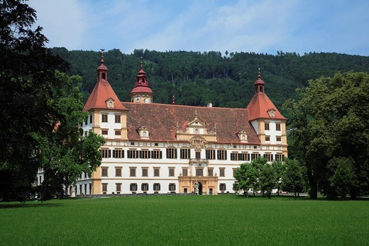 Eggenberg castle, Graz, Austria, Europe, World Heritage : Stock Photo
