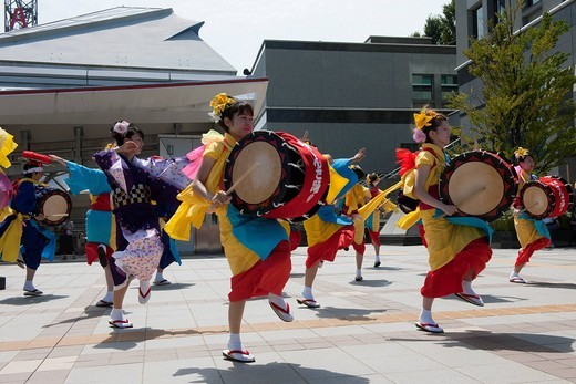 Stock Photo: 4034-118159 Morioka Od, Morioka, Iwate, Tohoku, Japan