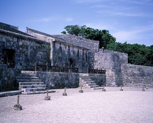 Tamaudun, Naha, Okinawa, Japan, World Heritage : Stock Photo
