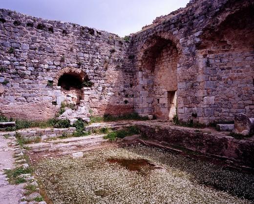 Miletos Ruins, Miletus, Turkey : Stock Photo
