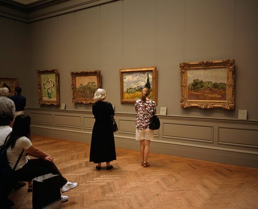 Metropolitan Museum of Art, New York, United States of America : Stock Photo