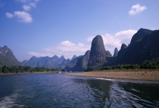 Stock Photo: 4034-28008 Guilin, Guangxi, China