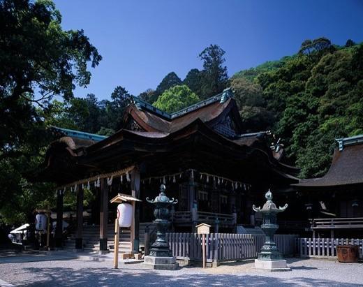 Stock Photo: 4034-43345 Konpiragu, Shrine, Kotohira, Kagawa, Japan