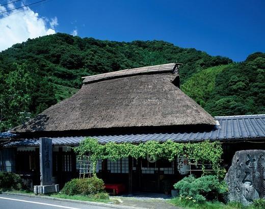 Stock Photo: 4034-44085 Maruko Inn Shizuoka Shizuoka Japan Japanese_style hotel