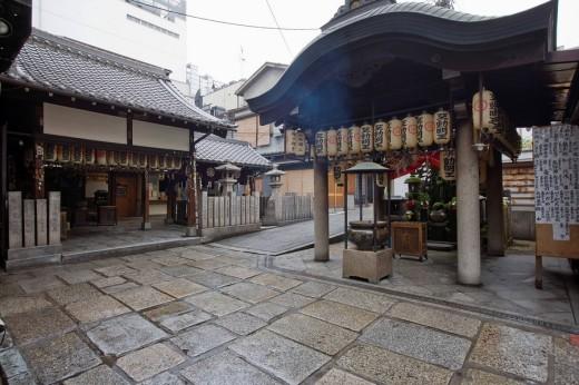 Hozenji Temple, Osaka, Osaka, Japan : Stock Photo