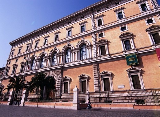 Museo Nazionale Romano, Massimo Imperial palace, Rome, Italy, Europe : Stock Photo