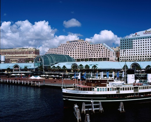 Darling Harbour, Sydney, Australia : Stock Photo