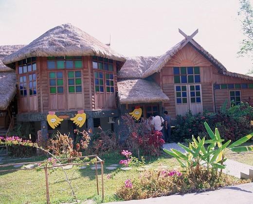Stock Photo: 4034-73909 Folkcraft store Pisang Langkawi island Malaysia