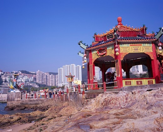 Stock Photo: 4034-83831 Repulse Bay Hong Kong island Hong Kong