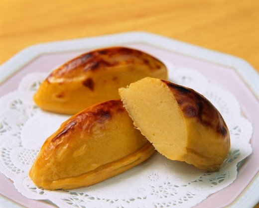 Sweet potato Candy Dessert Japan : Stock Photo