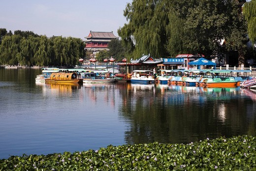 Front Sea, Beijing, China, Asia : Stock Photo