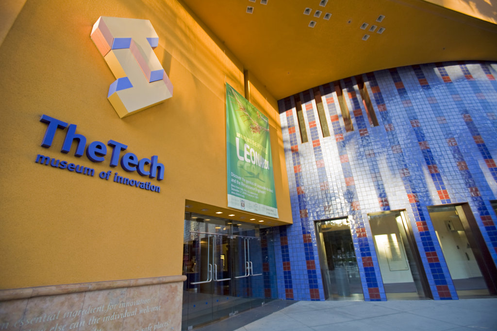 The Tech Museum of Innovation, San Jose, California, USA : Stock Photo