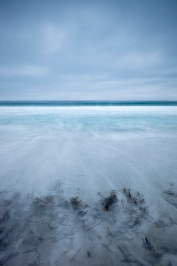 Carmel Beach, Carmel-by-the-Sea, California : Stock Photo