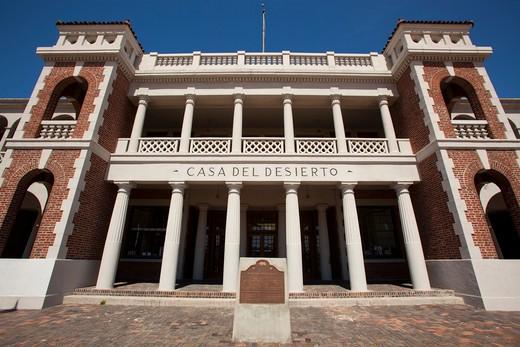 """Casa Del Desierto, A """"""""Fred Harvey House"""""""" California, United States of America : Stock Photo"""