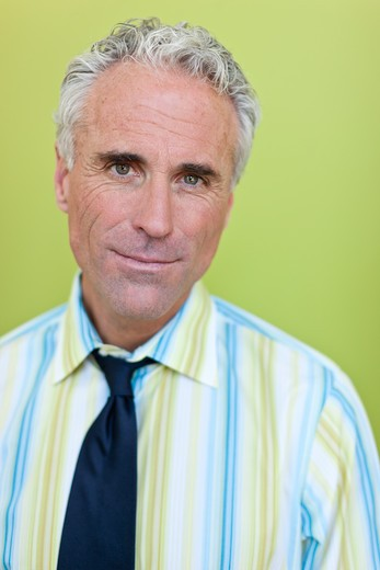 Portrait of mature businessman : Stock Photo