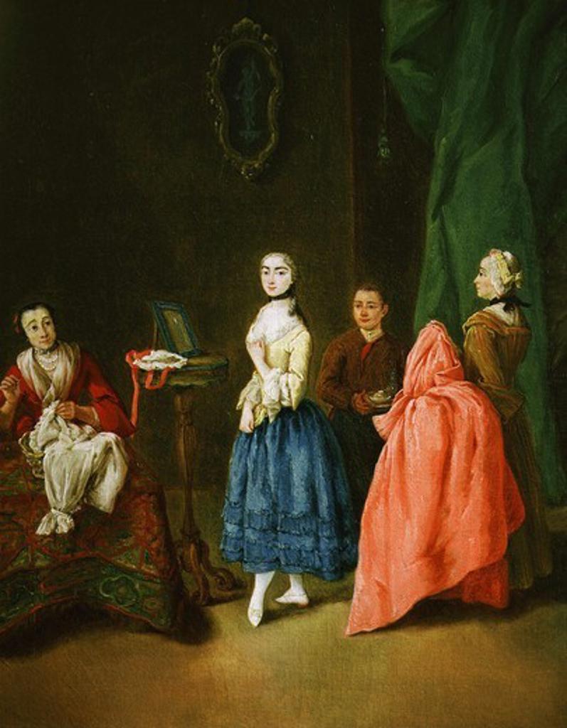 The Dressmaker : Stock Photo