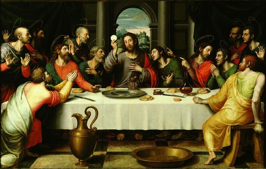Last Supper : Stock Photo