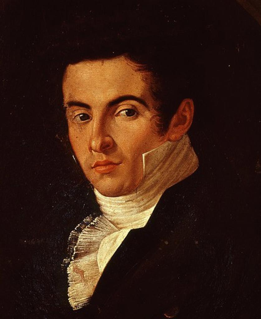 Stock Photo: 4069-5692 Vincenzo BELLINI, 1801-1835 Italian composer