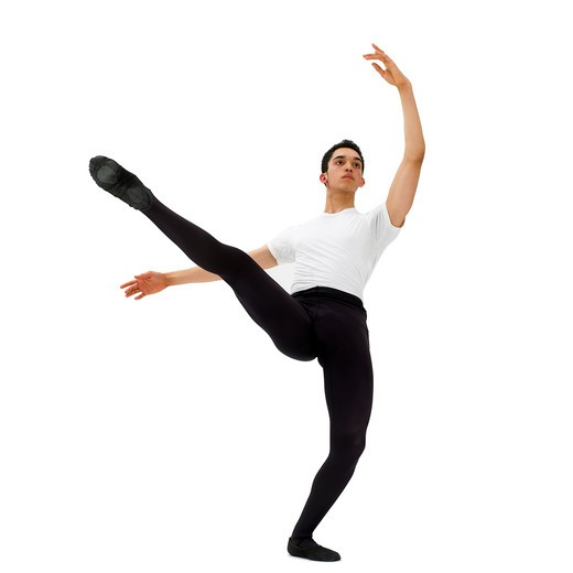 Male Ballet Dancer : Stock Photo