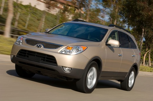 Stock Photo: 4093-13130 2007 Hyundai Vera Cruz