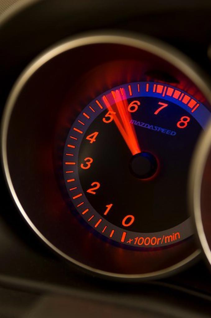 Stock Photo: 4093-13456 2007 Mazda MazdaSpeed3 Speed 3