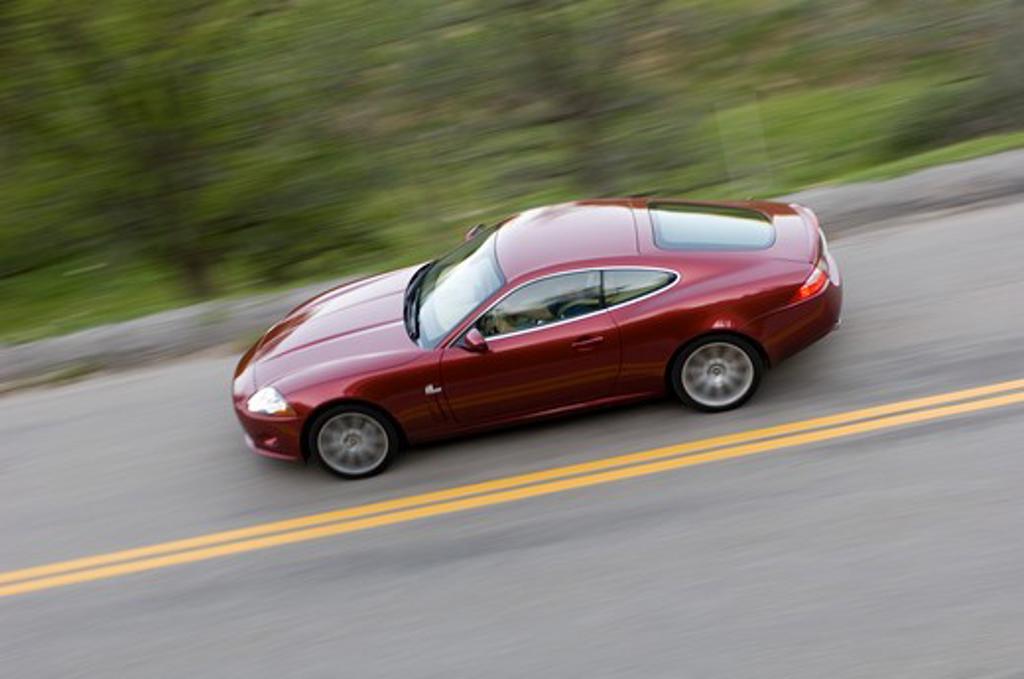 2007 Jaguar XK : Stock Photo