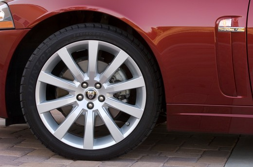 2007 Jaguar XK : Stock Photo