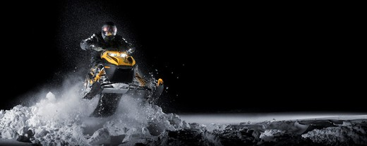 Stock Photo: 4093-17824 2006 Ski-Doo Skidoo Bombardier BRP MXZ snowmobile snow mobile