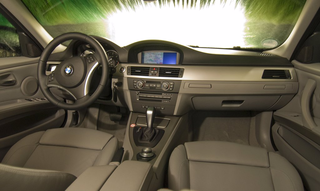 Stock Photo: 4093-18515 2008 BMW 335d Diesel Touring The BMW 3 Series is an entry-level luxury car/compact executive car manufactured by the German automaker BMW
