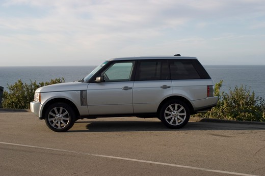 Stock Photo: 4093-20360 2007 Range Rover SC S-C