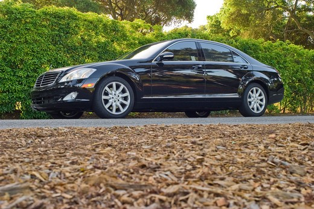 Stock Photo: 4093-20470 2007 Mercedes S550