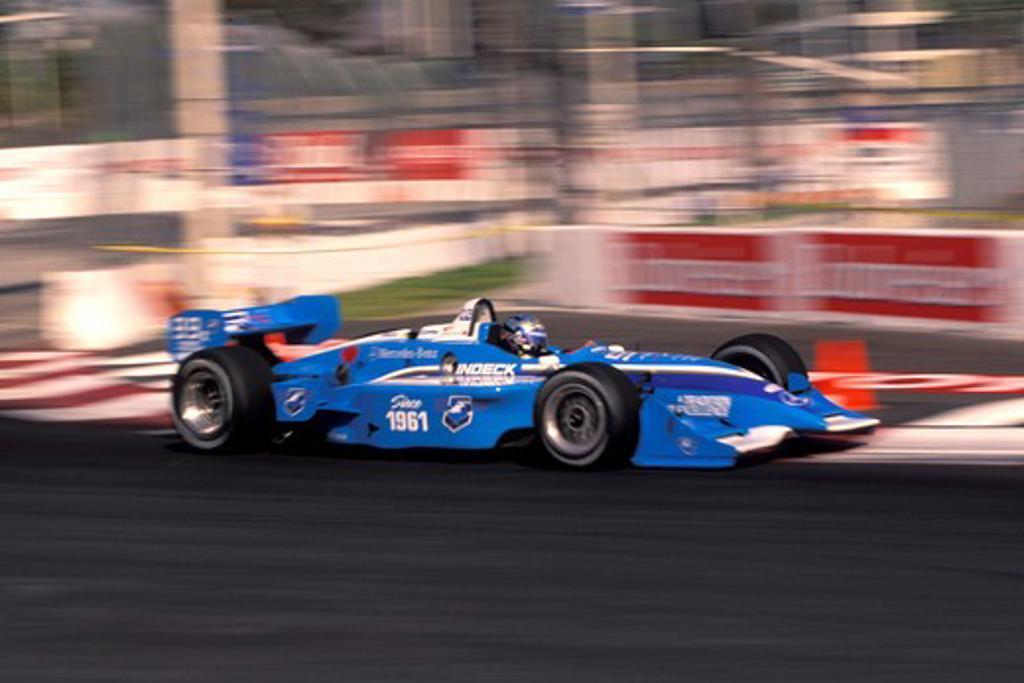Stock Photo: 4093-21723 Greg Moore CART race car street