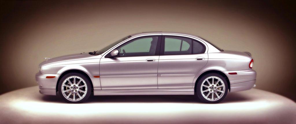 2006 Jaguar X-TYPE : Stock Photo