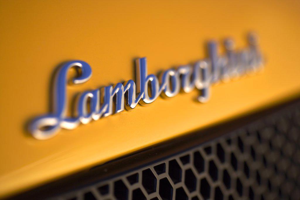 2007 Lamborghini Murcielago LP640 : Stock Photo