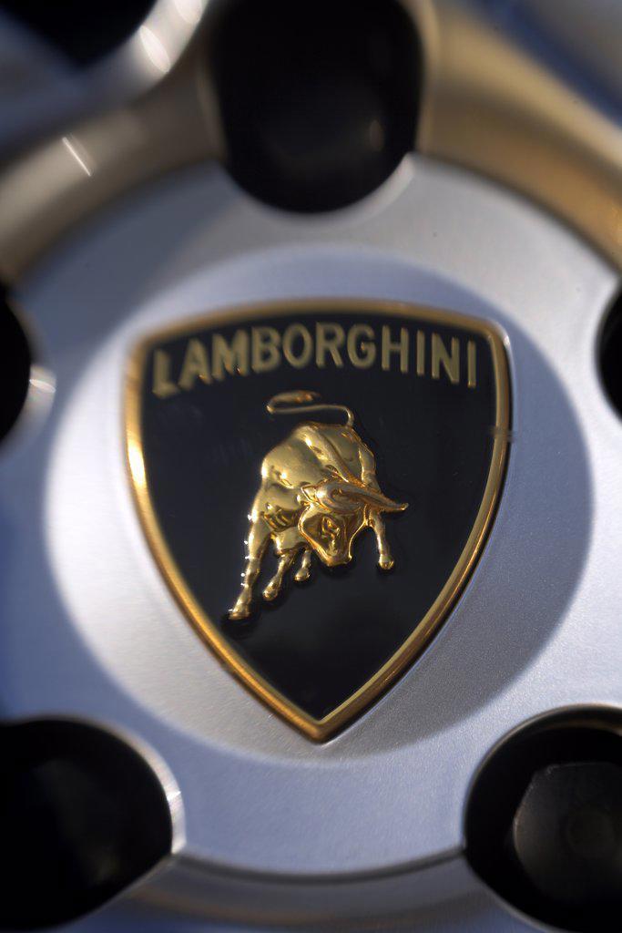 Stock Photo: 4093-5394 2007 Lamborghini Murcielago LP640