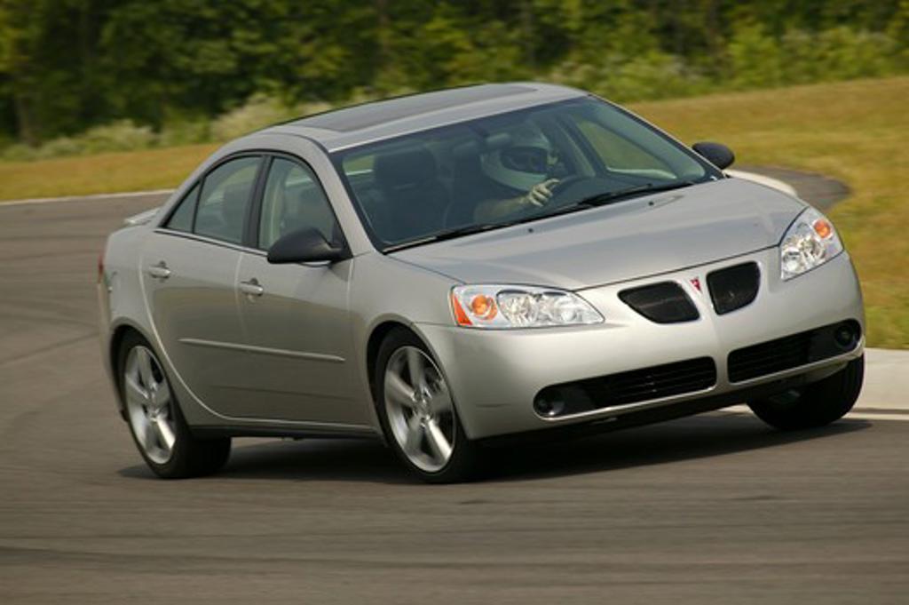 2005 Pontiac G6 G 6 : Stock Photo