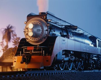 Lima model train service sheets