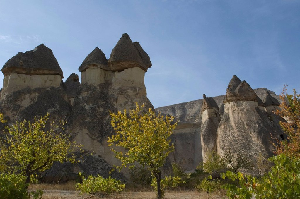 Stock Photo: 4119-2162 Photograph of Kapadokya Turkey
