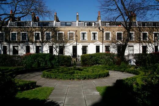 UK, London, Borough, Merrick Square : Stock Photo