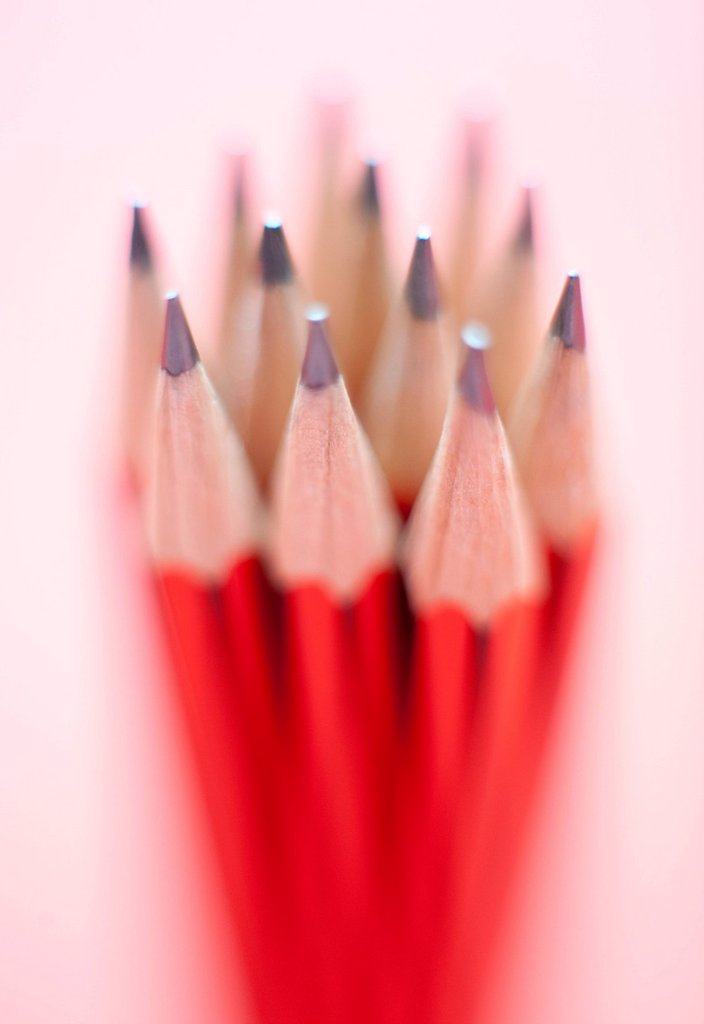 Stock Photo: 4128R-20951 Pencils