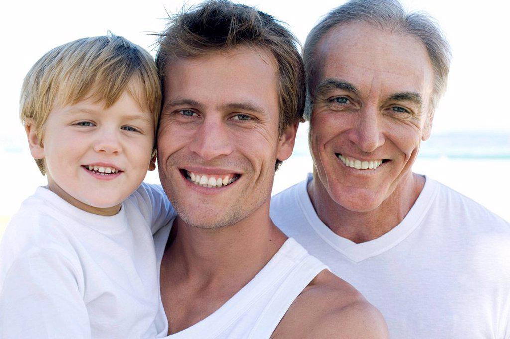 Generations : Stock Photo