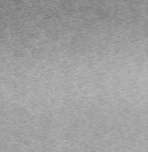 Stock Photo: 4148R-2003 Background texture of brushed aluminum - 25 megapixels